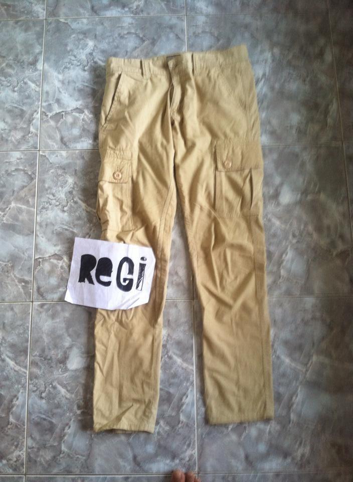 Garage sale / Bongkar lemari Original denim n shirt Murce
