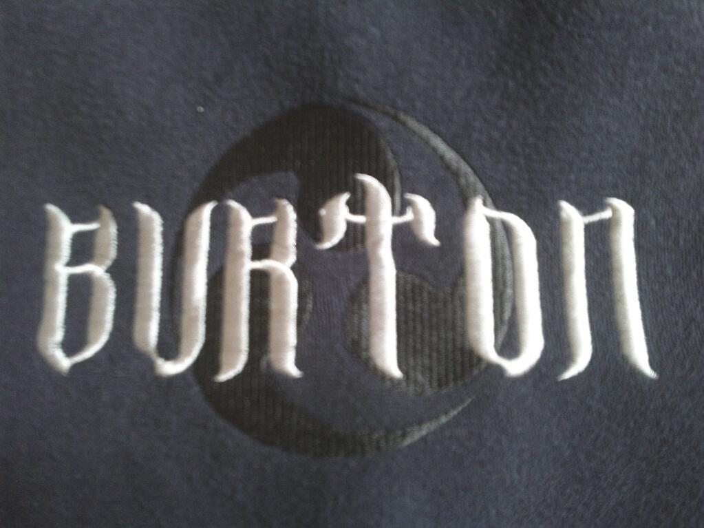 "BURTON ""Ronin"" Hoodie Jacket"