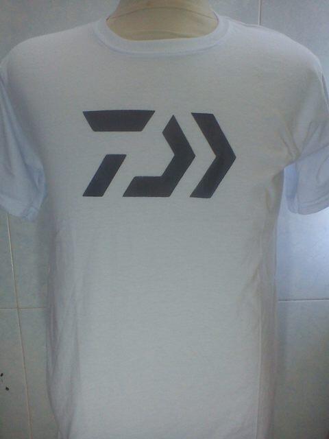 Kaos / T-shirt Daiwa, kaos buat para mancing mania