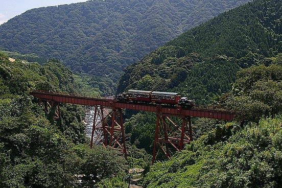 10 Jalur Kereta Api yang Menegangkan dan Menakutkan di Dunia