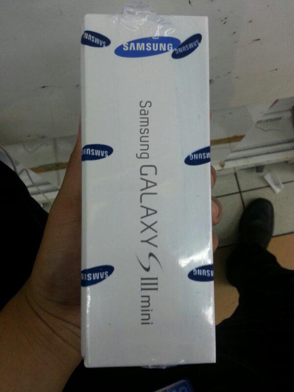 S3 mini (BNIB) Garansi resmi SEIN 1th