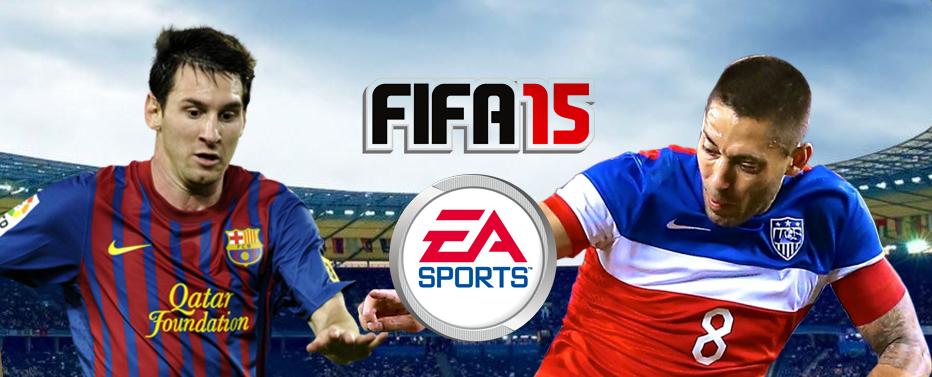 [VERDE] Ready Stock Game PC, PS3, PS4, XboxOne Original FIFA 2015 BNIB