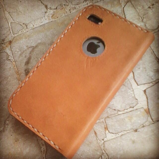 Handmade Leather Phone Case