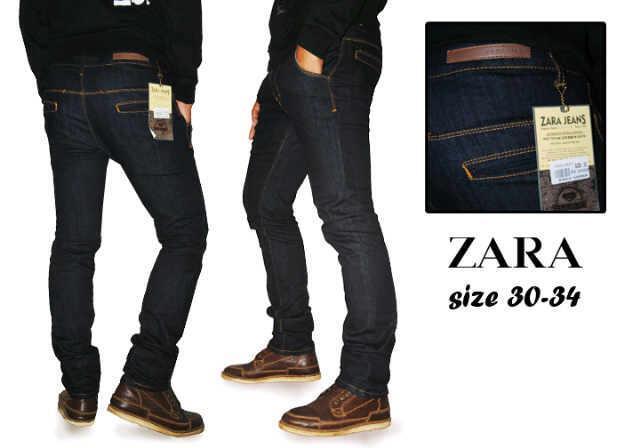 celana jeans cowok (zara, psd, dc, levi's, lois, wrangler, cheap monday, dll) murah
