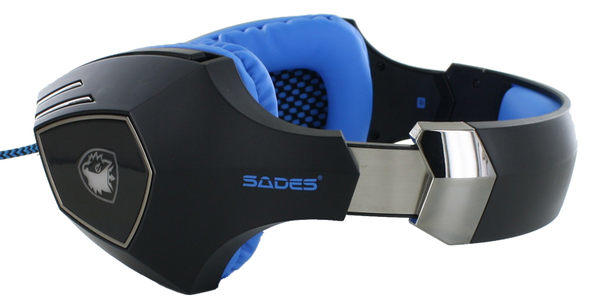 [CYBER] Sades Gaming Headset 701,707,708,711,712,715,803,804,901,905,907 DLL MURAH