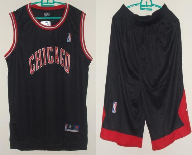 Jersey Basket NBA, Jersey Chicago Bulls