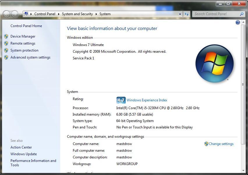 2nd laptop gaming Lenovo B490 i5