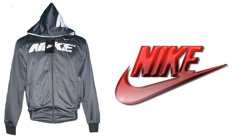 Jaket Nike Lotto Abu Gelap, Buruan Sebelum Kehabisan!