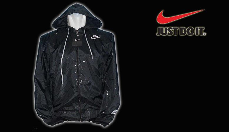 Jaket Nike Parasut Anti Air, Murah Meriah, Hanya Rp 110.000