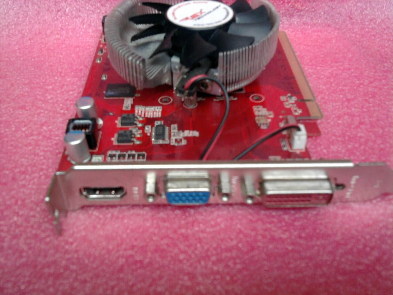 HD2600 PRO 256MB GDDR3 128BIT