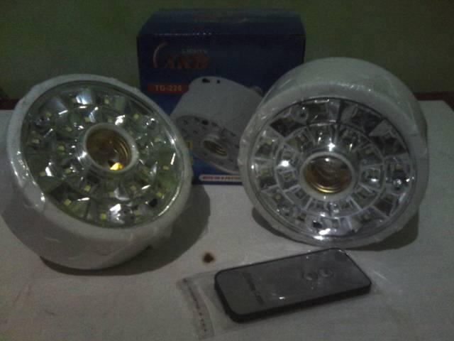 "Fiting Lampu Emergency Led Pake Remot ""MURMER aja Resseler harga khusus"