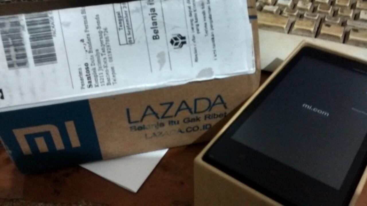BNIB Xiaomi Redmi 1S Lazada Flash Sale