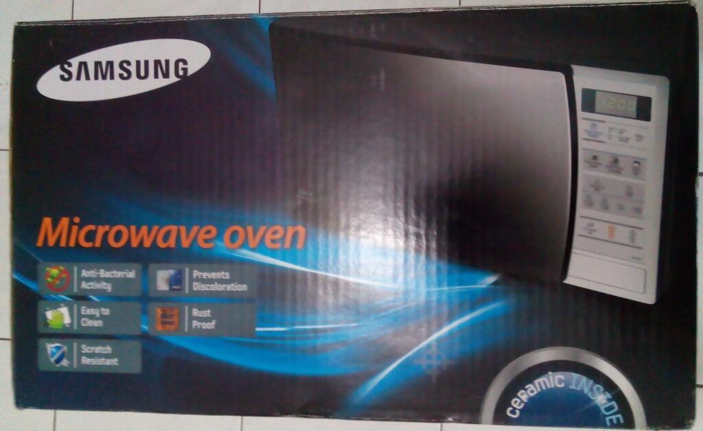 Mikrowave Samsung ME731K New
