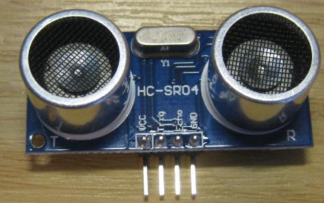 Ultrasonic Module HC-SR04 ( Murah )