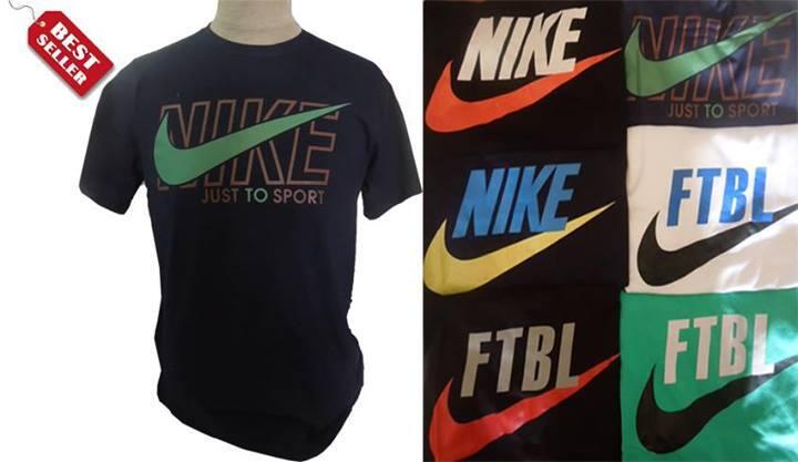 Distributor kaos Nike dan Adidas