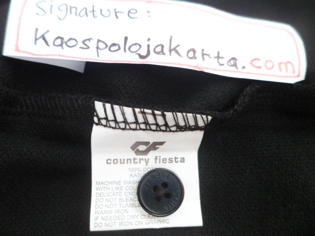 Kaos Polo T-Shrit Country Fiesta Original Harga Murah & Diskon