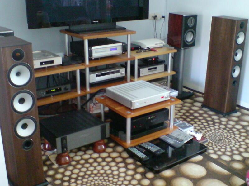 Jual Stereo Sistem Hi Fi