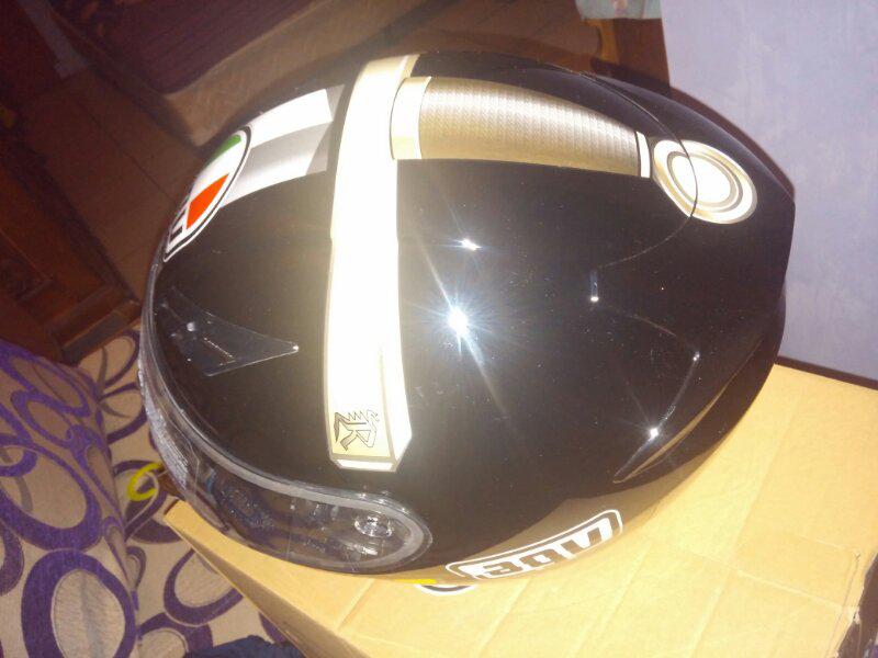 jual Helm AGV Sword K3 hadiah R25