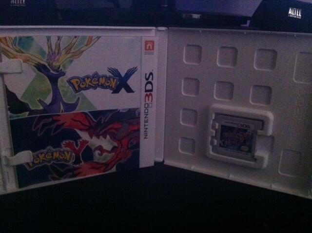 Pokemon Y (Second)