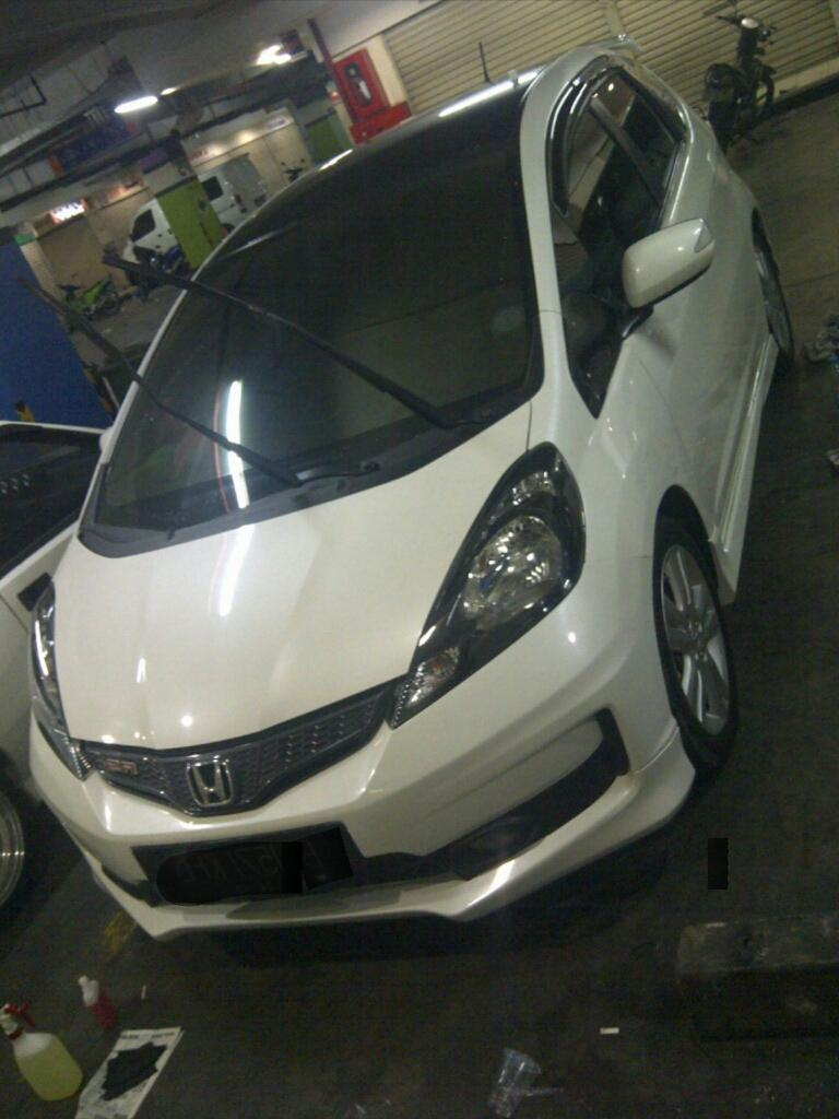 upgrade honda JAZZ S/RS FACELIFT