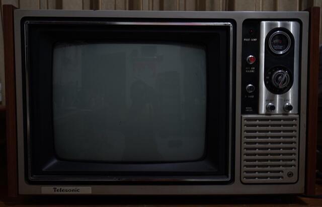 Terjual Tv Antik Telesonic Jadul Kondisi Hidup Kaskus