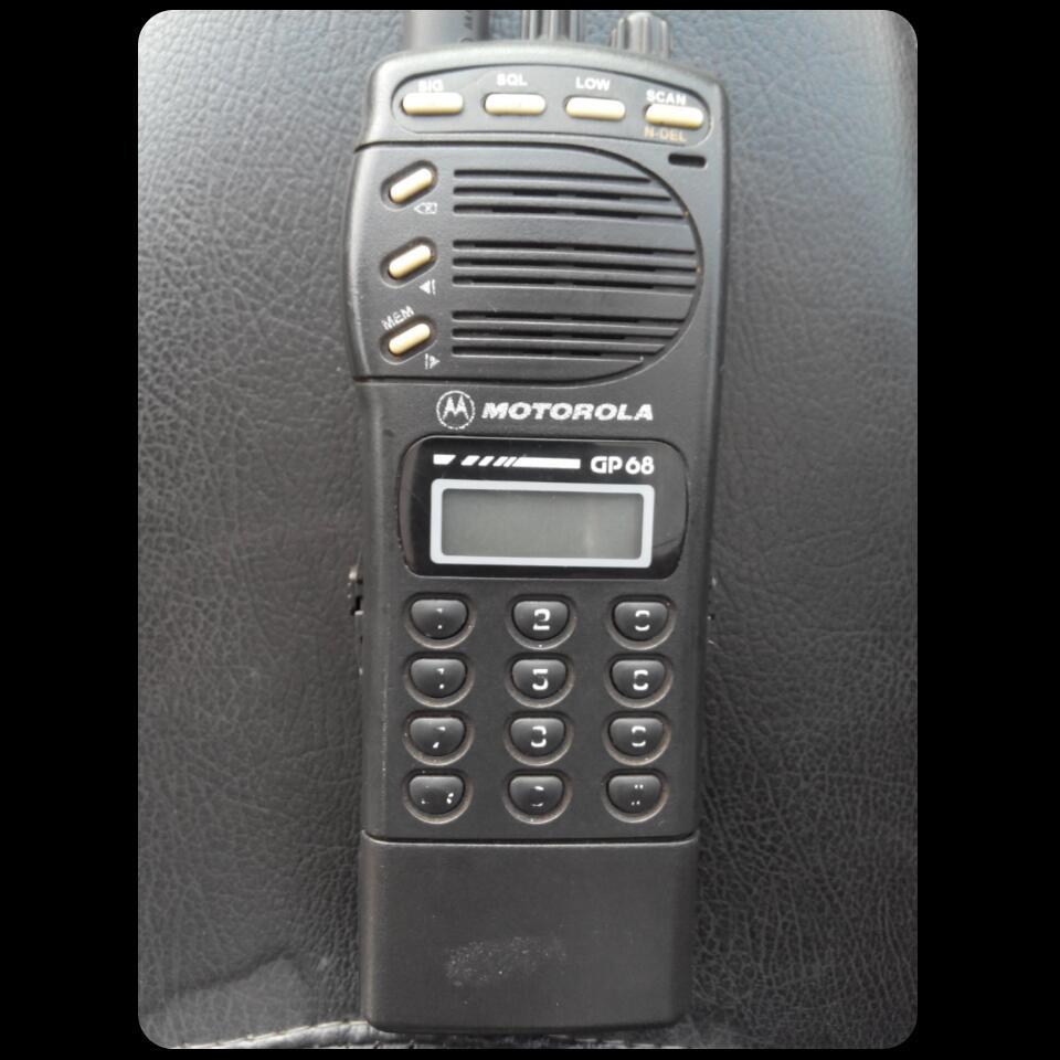 HT Motorola GP68
