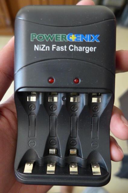 Batere/Baterai/Battery Powergenix 1,6V buat Tamiya/Flash Camera