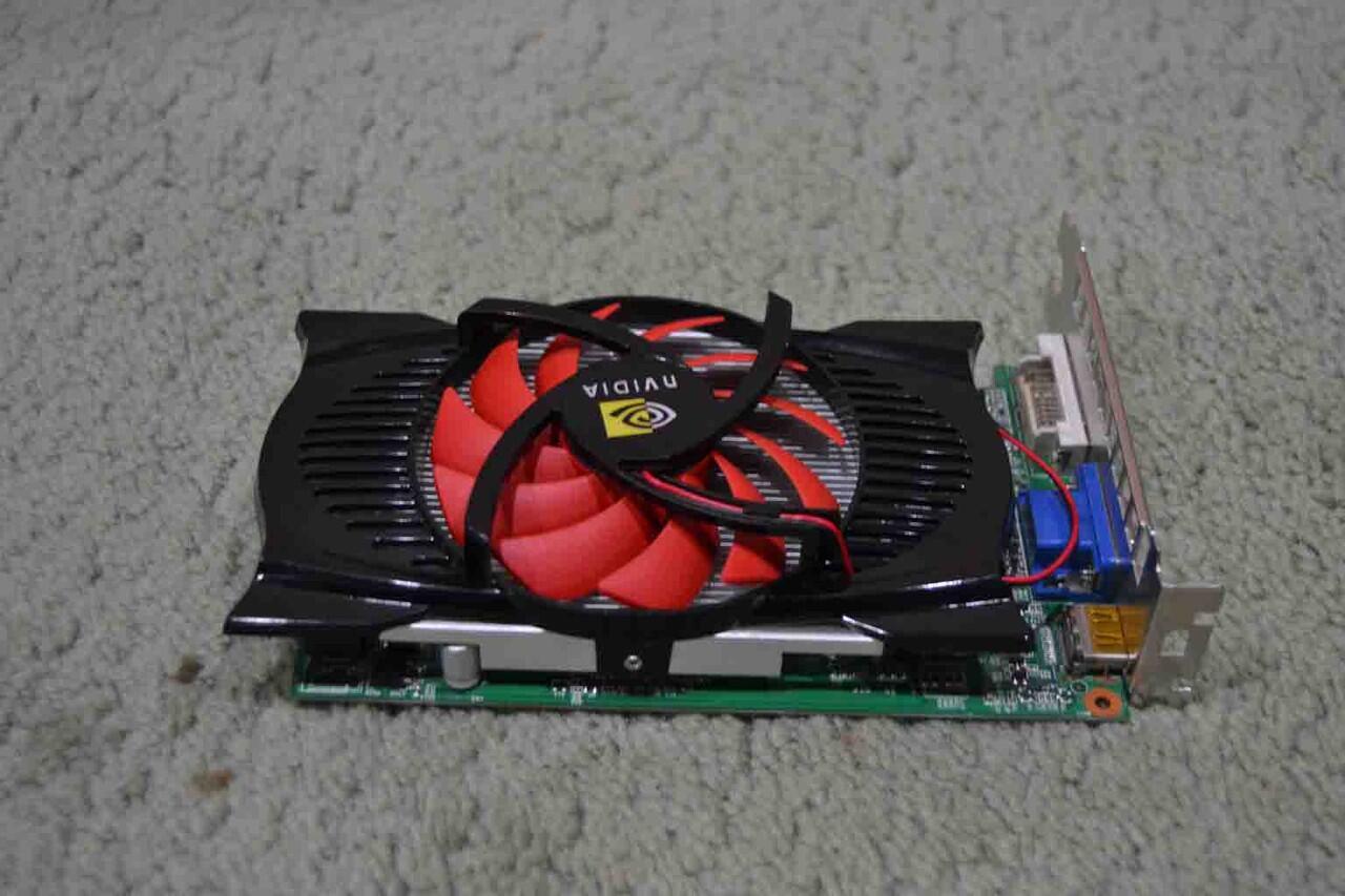 VGA/GPU NVIDIA GT 640 1GB GDDR3 128bit BANDUNG - COD