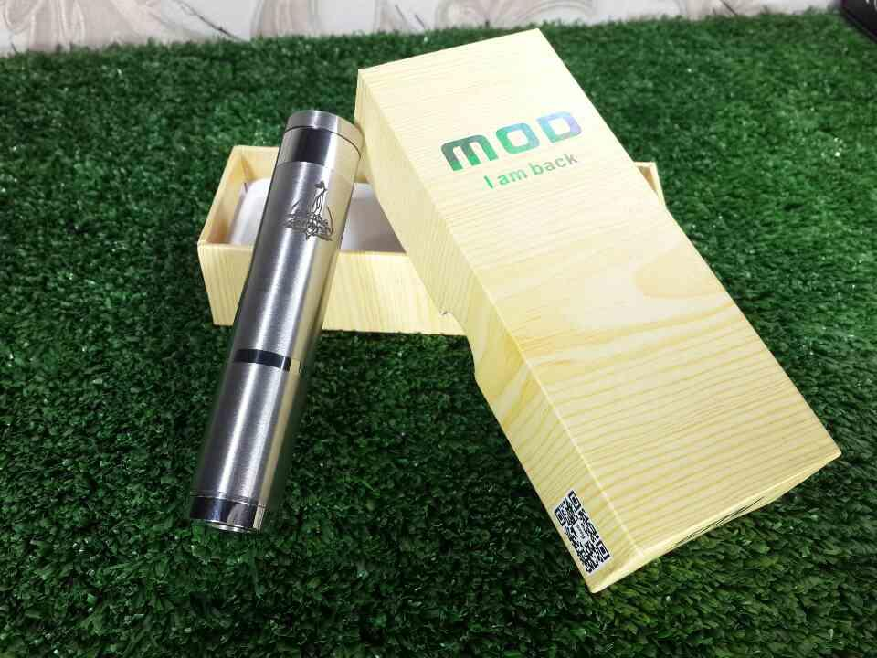 MECHANICAL MOD BY SNY & ATOMIZER | STINGRAY PANZER HAMMER DLL ROKOK ELEKTRIK MURAHHHH