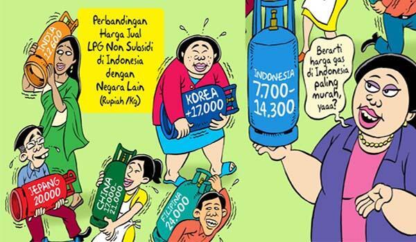 [Infografis] Merubah Paradigma Perilaku Konsumen Elpiji Non Subsidi