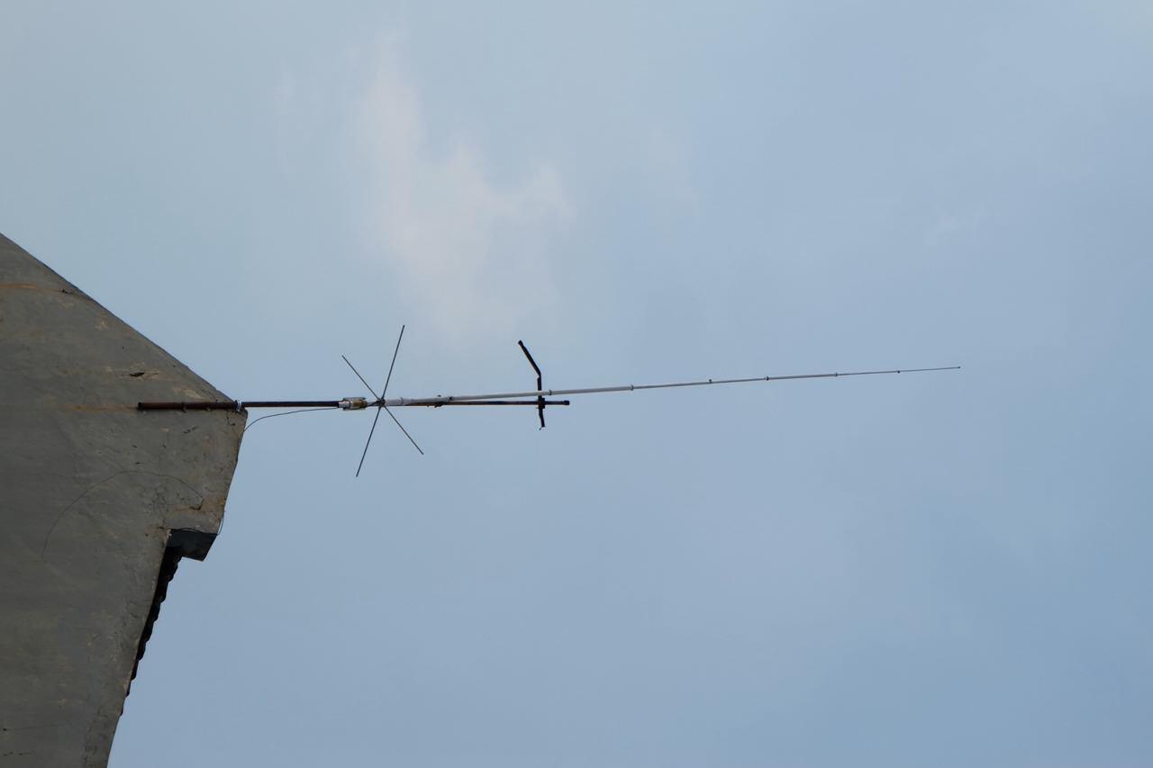 Antena Hustler G7 VHF