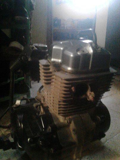 mesin new megapro