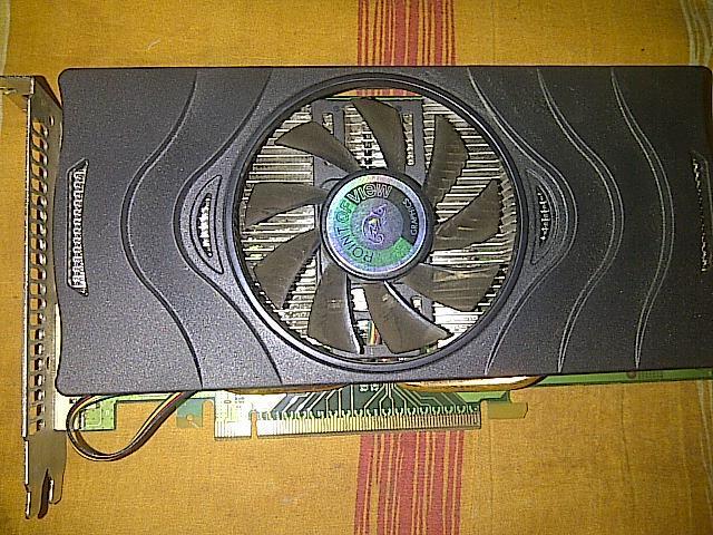 VGA GAMING GTX 460,GT440,GT240,HD4670 MURMER GAN...