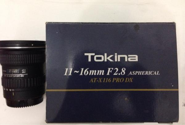Wts lensa tokina 11-16 for canon yogyakarta