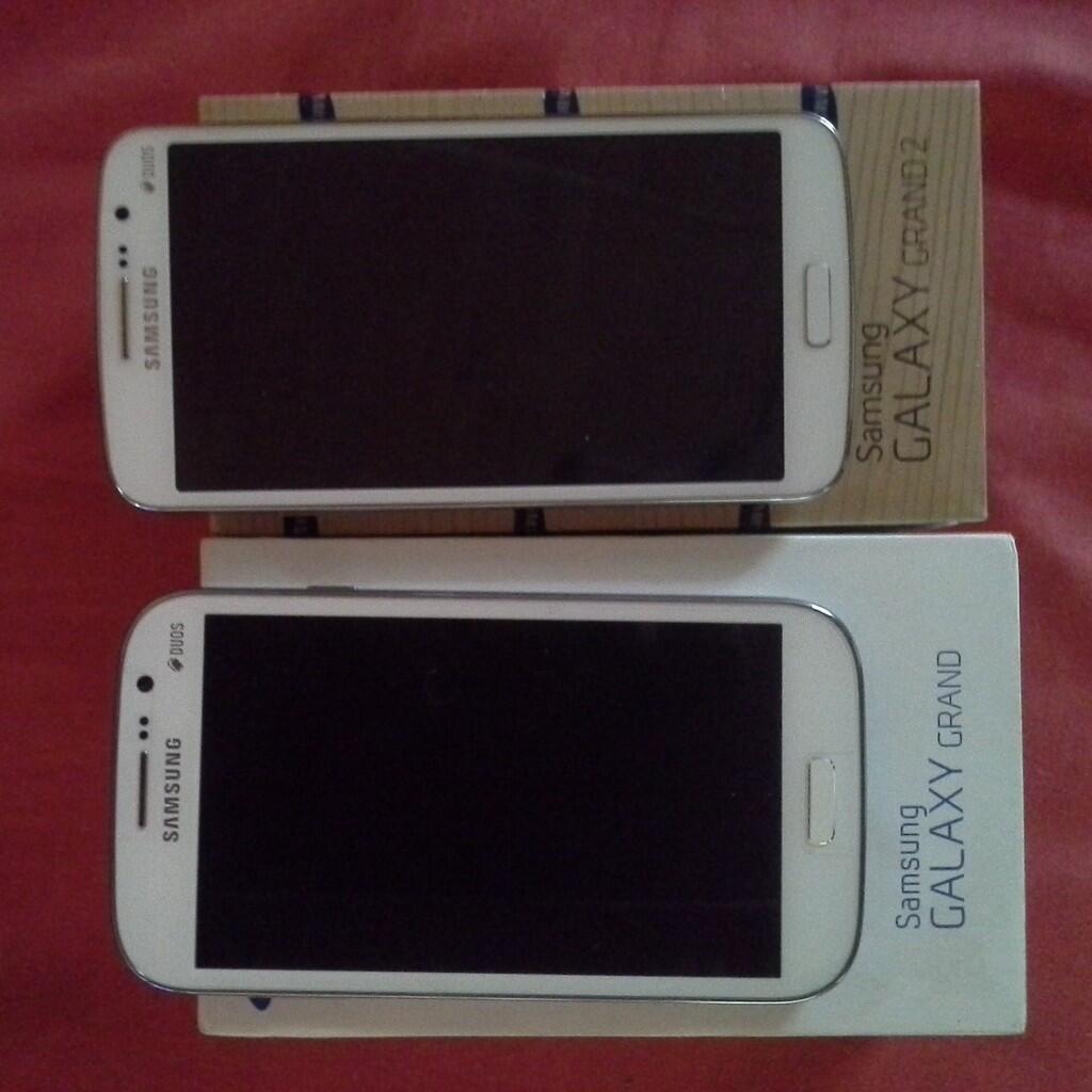 [WTS] Samsung Grand Galaxi 1 dan 2 second