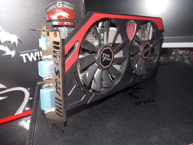 MSI Geforce GTX 750 Twin Frozr Gaming OC Edition