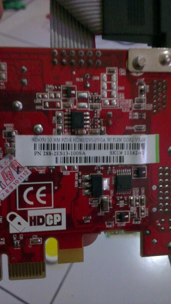 VGA CARD PC