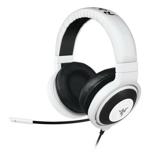 GrahaBaruKomputer - Razer Kraken Pro White Edition Analog Gaming Headset