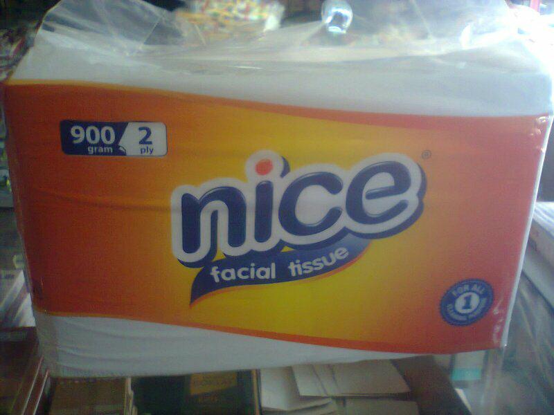 Tissue Nice 900g Dan 1000g