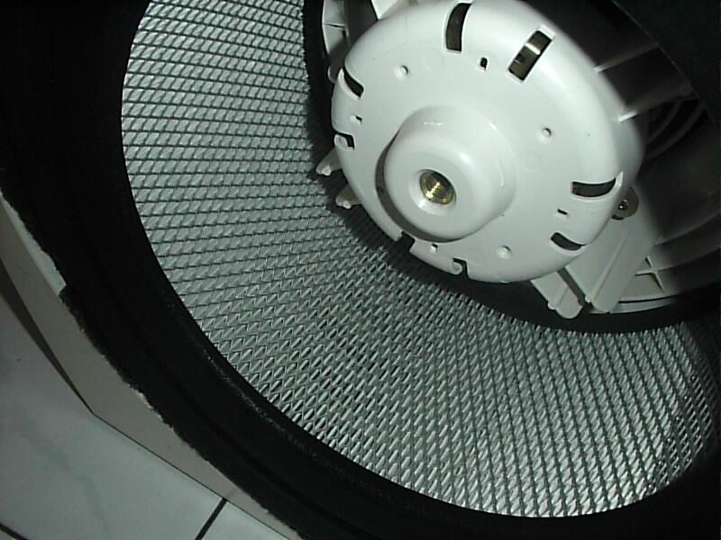Air Cleaner / Air Purifier HEPA (Besar) : Honeywell 17200 (USA)