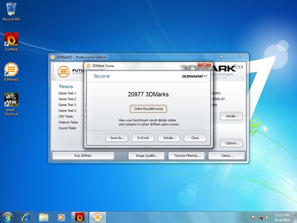 Beberapa VGA 256MB 128BIT GDDR3 DirectX 10 ( Tanjungsari - Sumedang- Jatinangor )