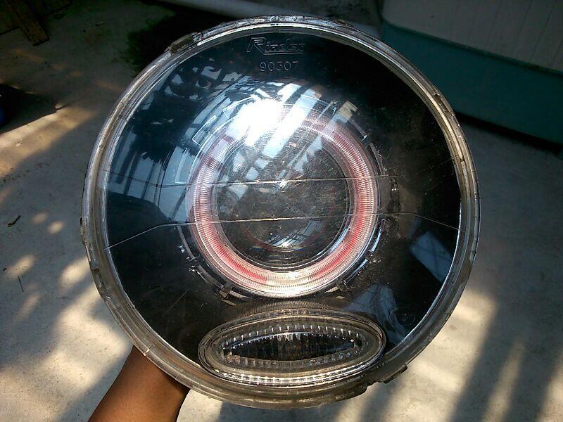 dijual second projector old vixion