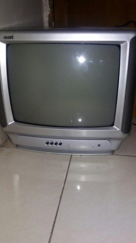 TV Akari 14 inch Murah Asal Laku (Bandung)