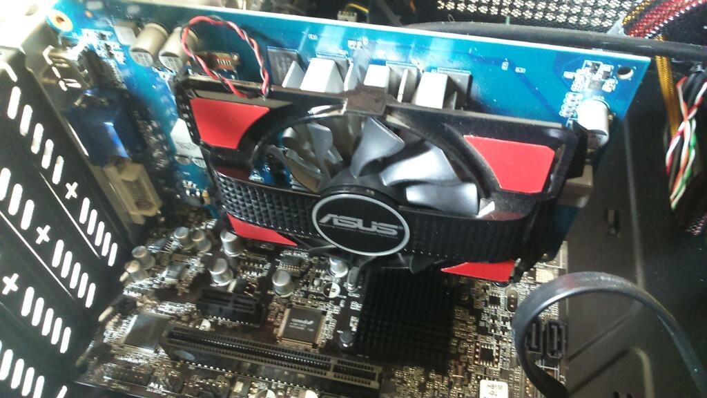 Asus Nvidia GT 630 2GB ,Fermi, garansi sampe 2017