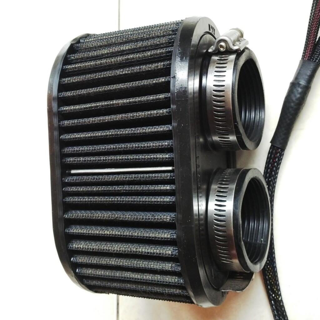 Ninja 250 filter racing K&N