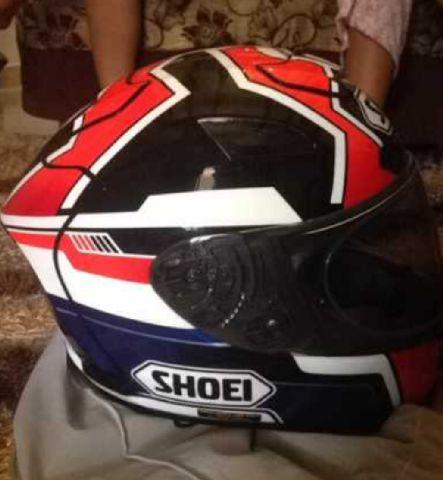 SHOEI X-TWELVE TC-1 MARQUEZ