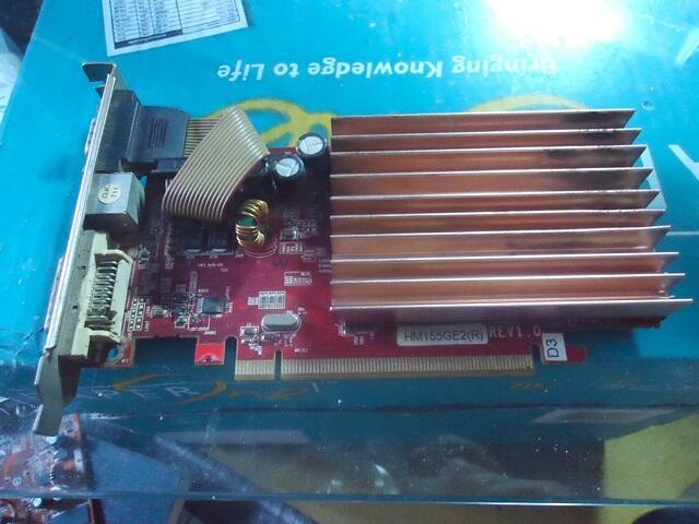 [WTS] VGA CARD PCI-E 256MB Rusak