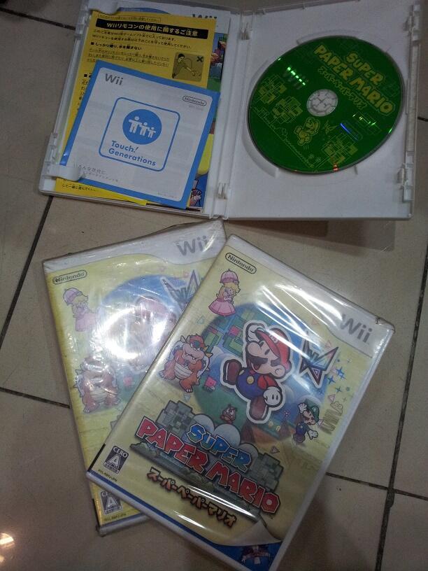 OBRAL GAME NDS, WII, XBOX LAMA MASI MULUS