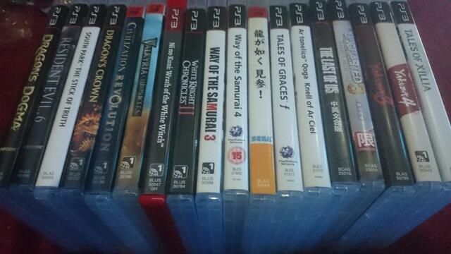 BD PS3 Second Koleksi Pribadi Murah