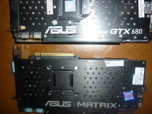 Asus GTX 680 DCU II TOP